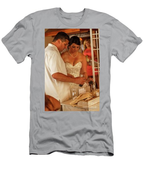 Faulkner Wedding Men's T-Shirt (Athletic Fit)
