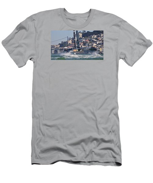 Oracle America's Cup Men's T-Shirt (Athletic Fit)