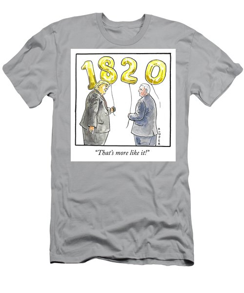 1820 Men's T-Shirt (Athletic Fit)