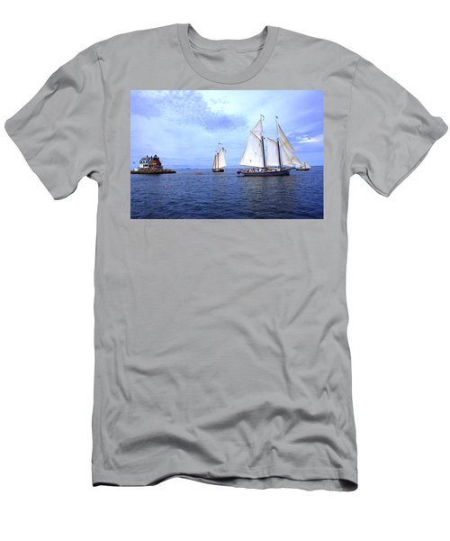 1871 Lewis R French Men's T-Shirt (Athletic Fit)