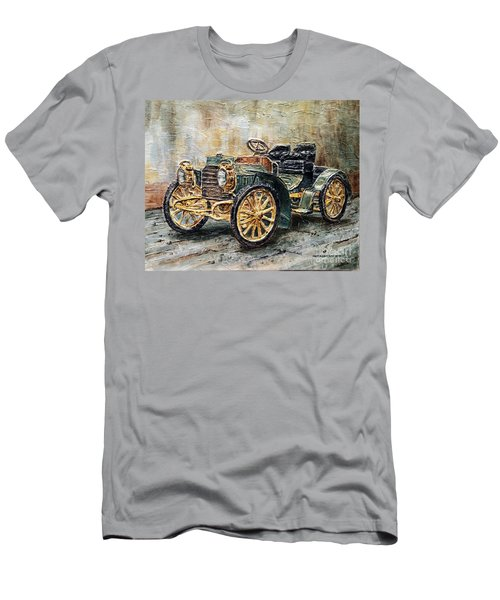 1901 Mercedes Benz Men's T-Shirt (Athletic Fit)