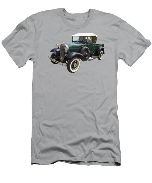 1930 Ford Model A Pickup Truck Men's T-Shirt (Athletic Fit)