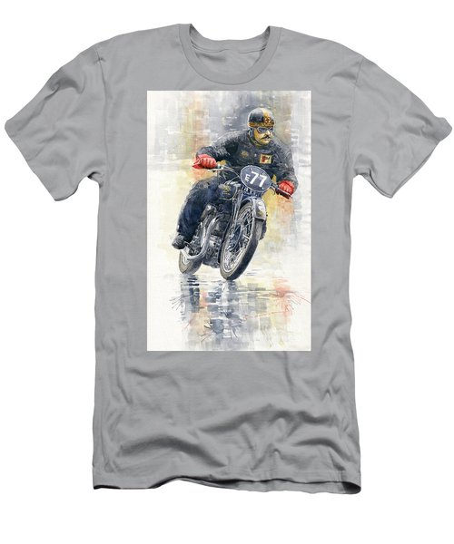 1934 Rudge Ulster Grand Prix Model  Men's T-Shirt (Athletic Fit)