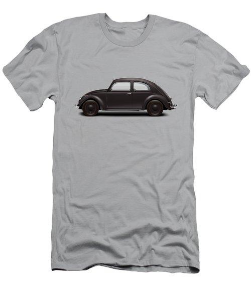 1939 Kdf Wagen - Black Men's T-Shirt (Athletic Fit)