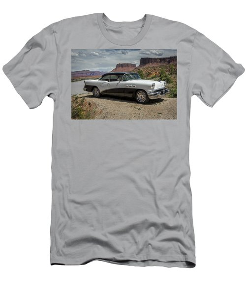 1956 Buick Special Men's T-Shirt (Athletic Fit)