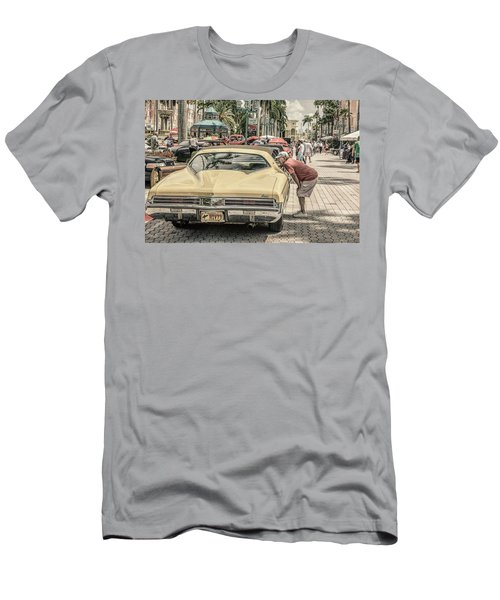 1973 Buick Riviera Men's T-Shirt (Athletic Fit)