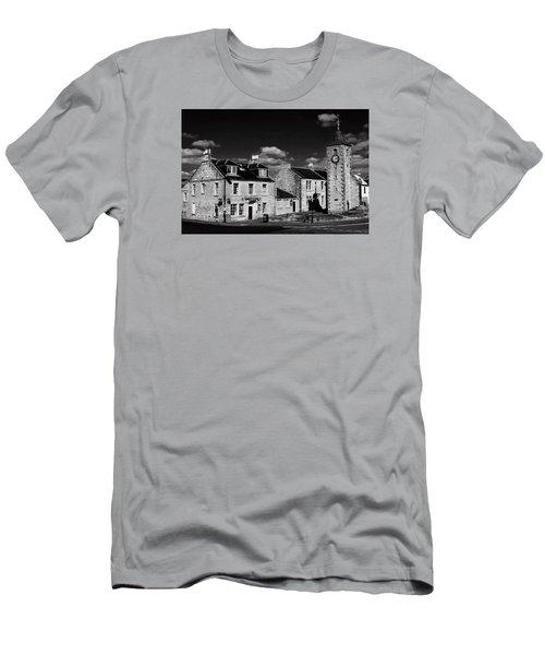 Clackmannan Men's T-Shirt (Slim Fit) by Jeremy Lavender Photography