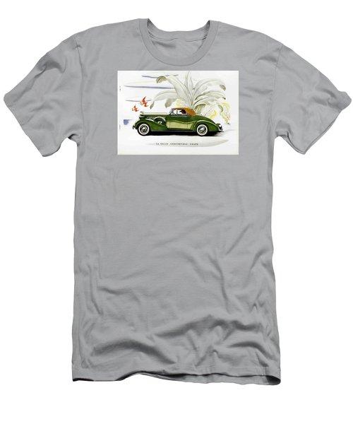 Classic Cars Men's T-Shirt (Slim Fit) by Allen Beilschmidt