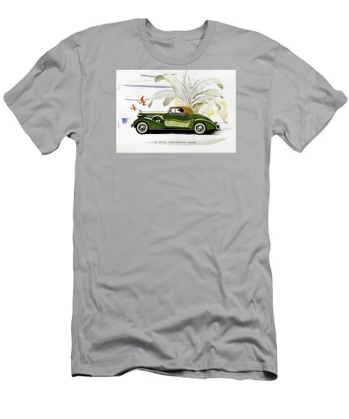 Classic Cars Men's T-Shirt (Athletic Fit)