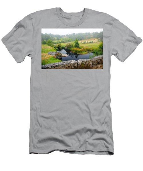 Creek Men's T-Shirt (Athletic Fit)