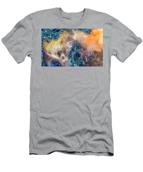 Men's T-Shirt (Athletic Fit) featuring the photograph Earth Portrait by David Waldrop