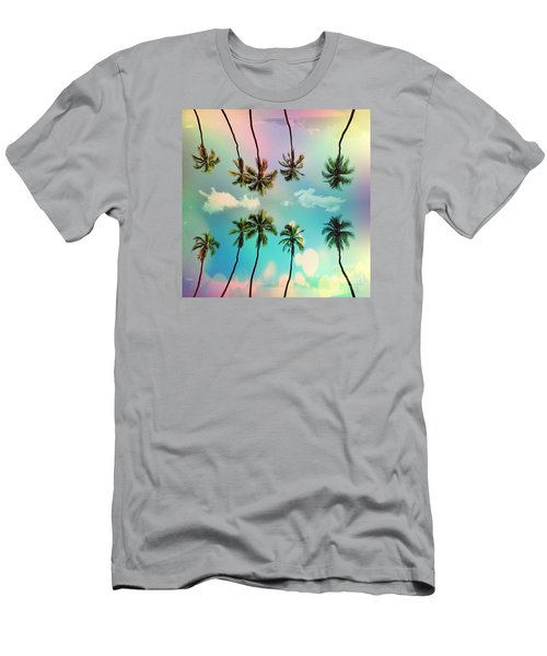 Florida Men's T-Shirt (Slim Fit) by Mark Ashkenazi