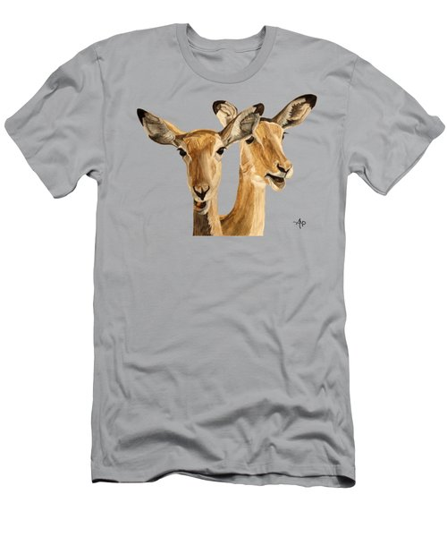Impalas Men's T-Shirt (Athletic Fit)