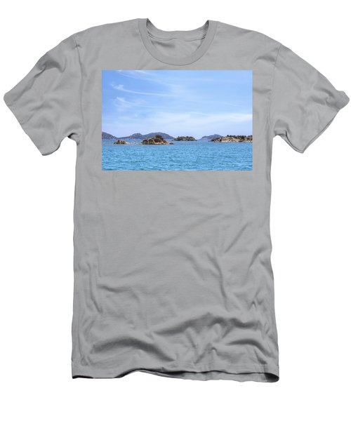 Kekova Archipelago - Turkey Men's T-Shirt (Athletic Fit)