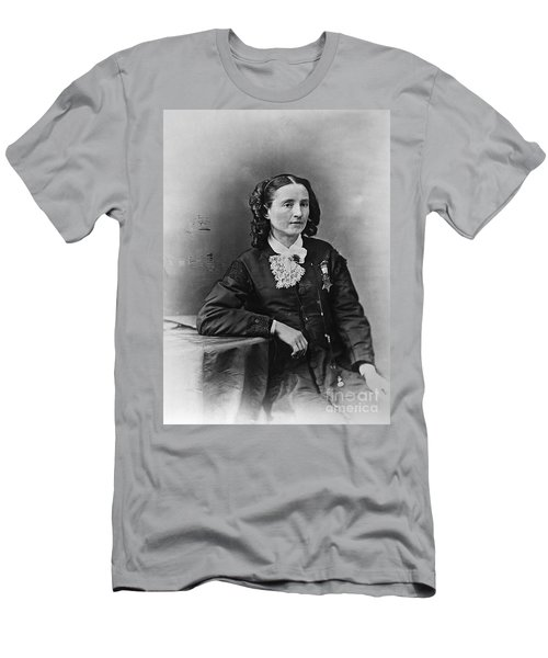 Mary Edwards Walker Men's T-Shirt (Athletic Fit)