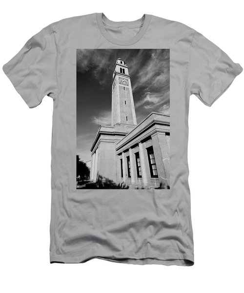Memorial Tower - Lsu Bw Men's T-Shirt (Athletic Fit)