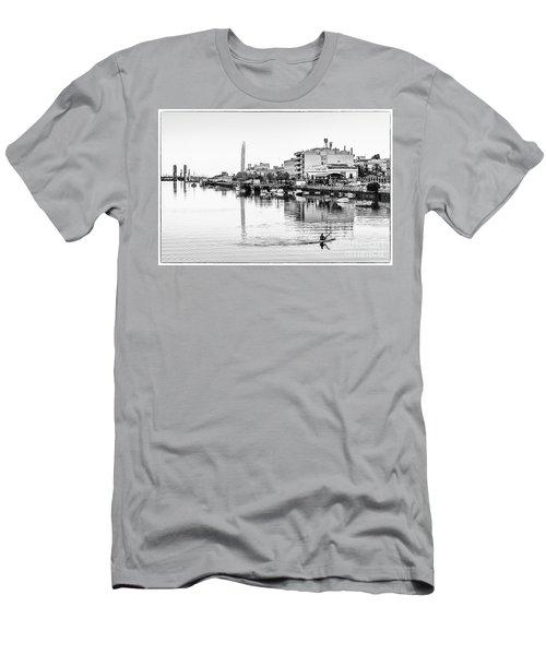 Men's T-Shirt (Athletic Fit) featuring the photograph Puerto De Santa Maria Cadiz Spain by Pablo Avanzini