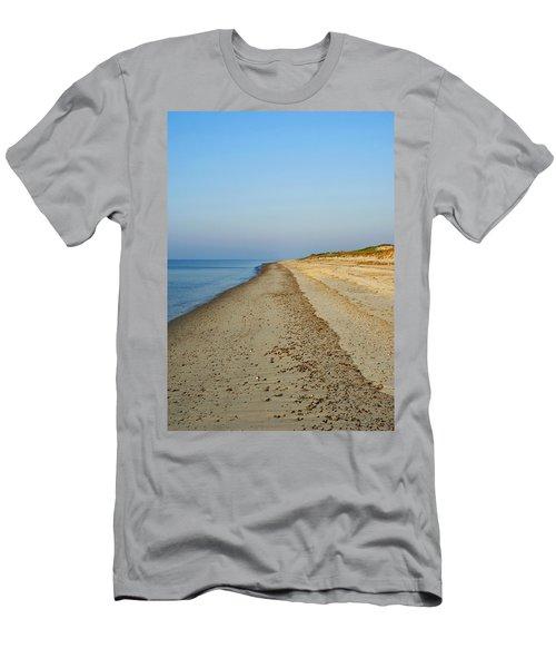Sandy Neck Beach Men's T-Shirt (Athletic Fit)