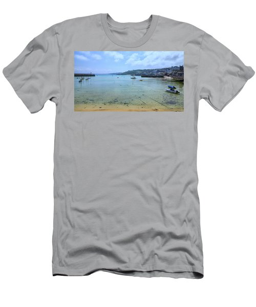 St Ives Cornwall Men's T-Shirt (Athletic Fit)