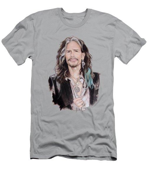 Steven Tyler  Men's T-Shirt (Slim Fit) by Melanie D