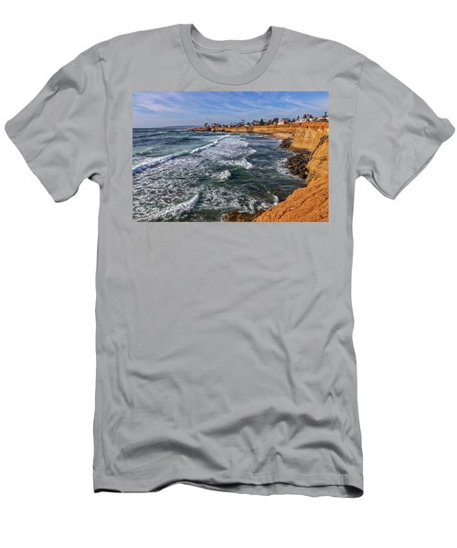Sunset Cliffs 2 Men's T-Shirt (Athletic Fit)