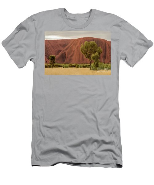 Uluru 08 Men's T-Shirt (Athletic Fit)