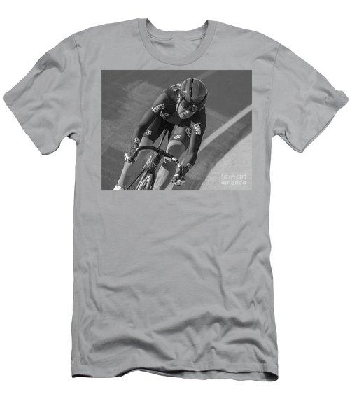 200 Meter Tt Men's T-Shirt (Athletic Fit)