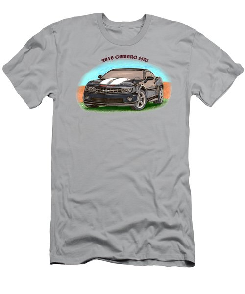 Camaro Ss  Rs Men's T-Shirt (Athletic Fit)