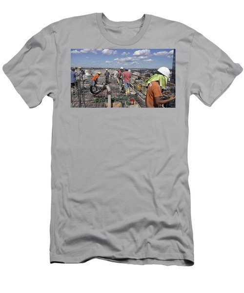 27th Street Lic 5 Men's T-Shirt (Athletic Fit)