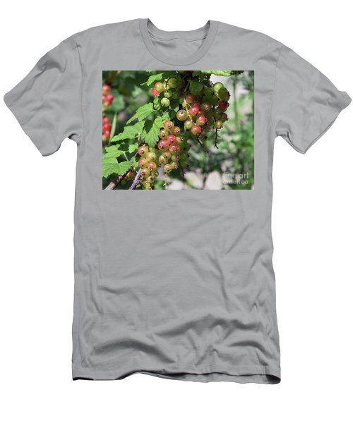 Men's T-Shirt (Slim Fit) featuring the photograph My Currant by Elvira Ladocki