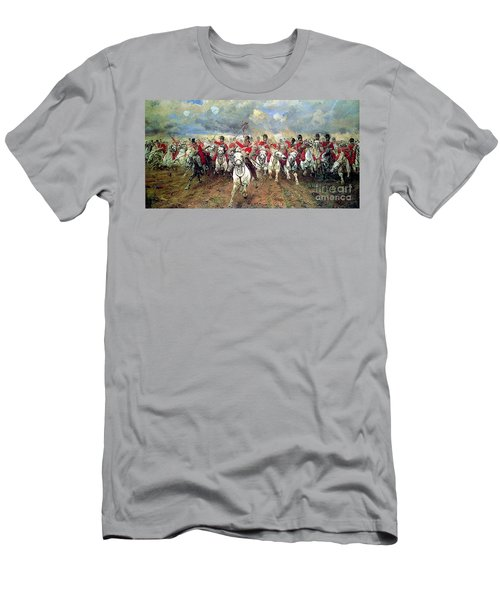 Scotland Forever Men's T-Shirt (Athletic Fit)