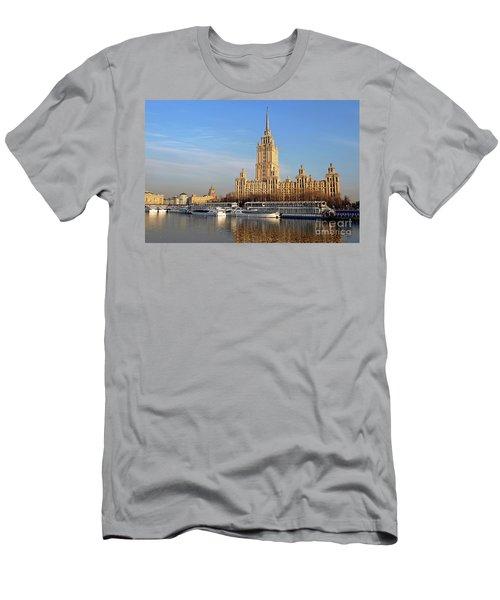 Radisson Royal Hotel Men's T-Shirt (Athletic Fit)
