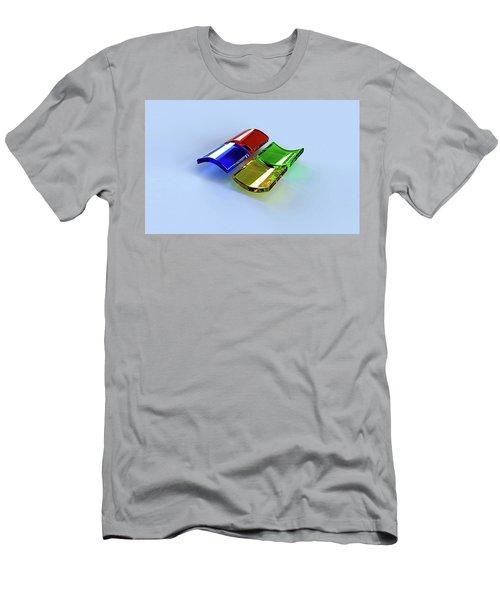 Windows Men's T-Shirt (Athletic Fit)