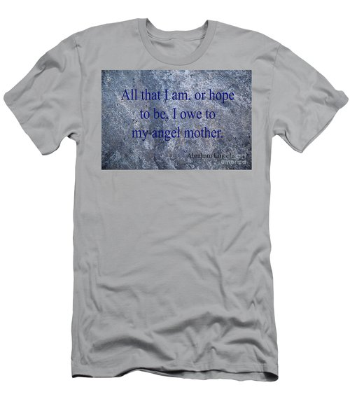 Abraham Lincoln Men's T-Shirt (Athletic Fit)