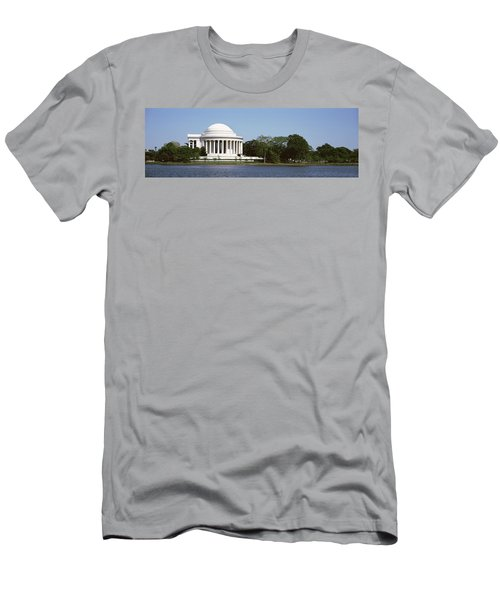 Jefferson Memorial, Washington Dc Men's T-Shirt (Athletic Fit)