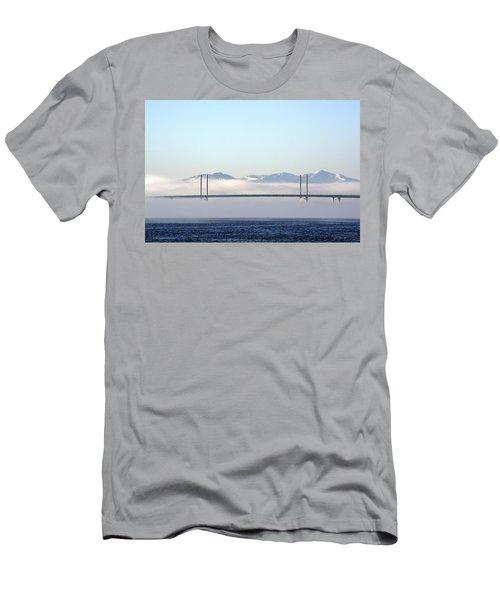 Kessock Bridge, Inverness Men's T-Shirt (Athletic Fit)