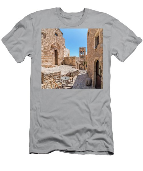 Monemvasia - Greece Men's T-Shirt (Athletic Fit)
