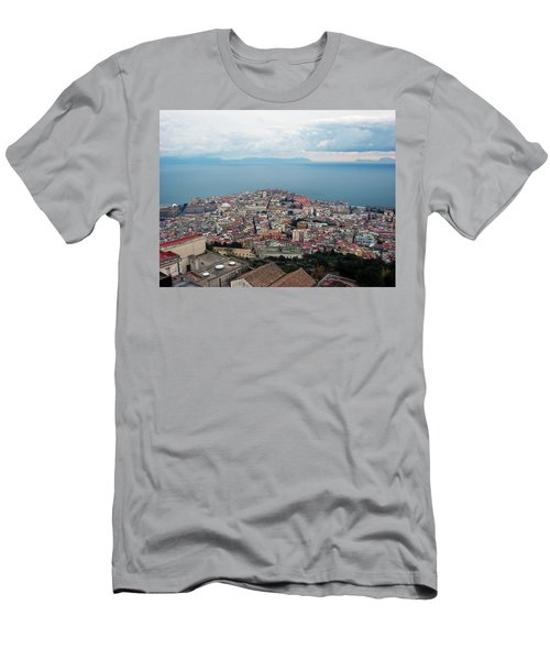 Naples Italy Men's T-Shirt (Athletic Fit)