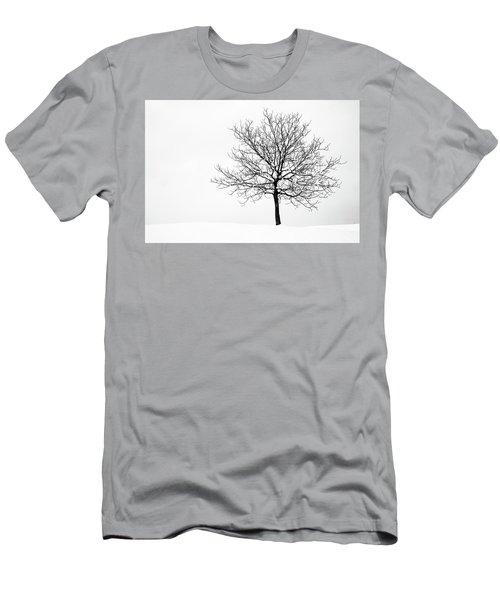 Winter Men's T-Shirt (Athletic Fit)