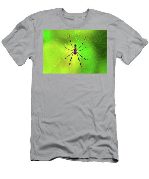 42- Come Closer Men's T-Shirt (Athletic Fit)