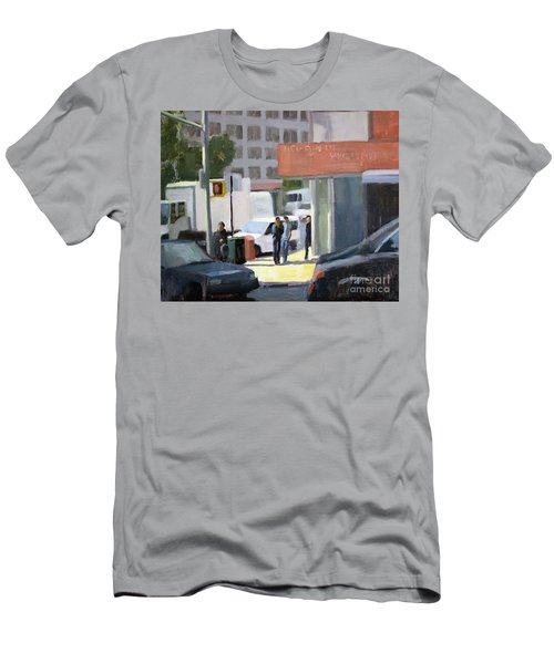 44th And 4th Men's T-Shirt (Athletic Fit)
