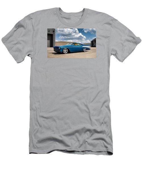 '57 Chevy Custom Men's T-Shirt (Slim Fit) by Douglas Pittman