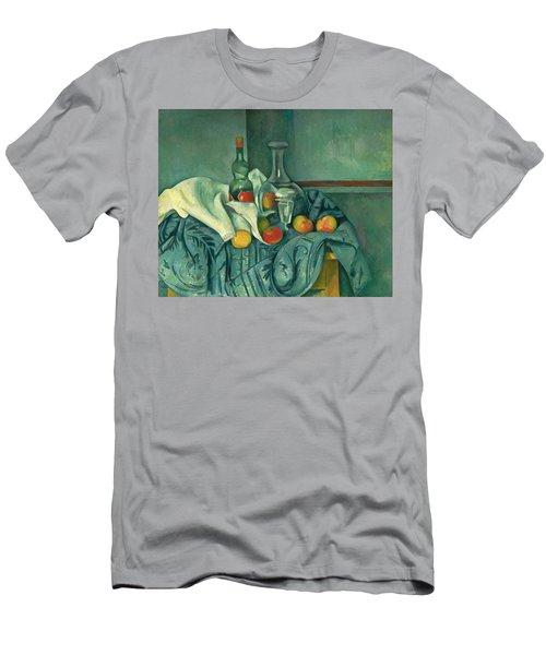 The Peppermint Bottle Men's T-Shirt (Athletic Fit)