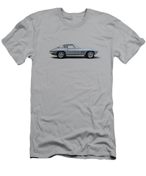 65 Stingray Men's T-Shirt (Slim Fit) by Douglas Pittman