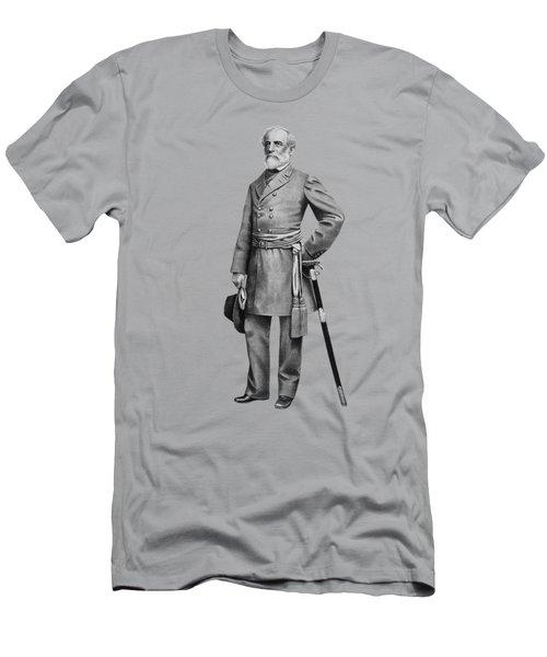 General Robert E Lee Men's T-Shirt (Athletic Fit)
