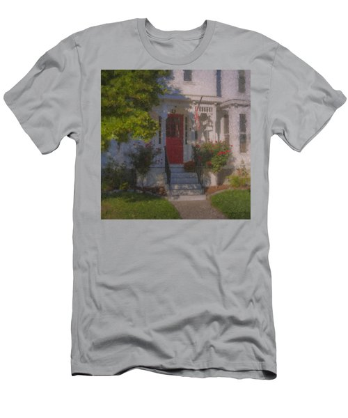 7 Williams Street Men's T-Shirt (Athletic Fit)