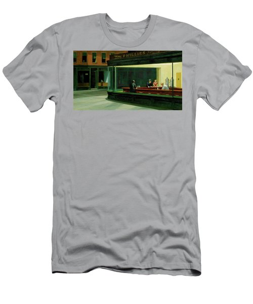 Nighthawks Men's T-Shirt (Athletic Fit)