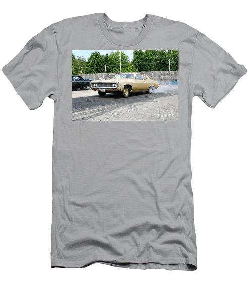 8566 06-15-2015 Esta Safety Park Men's T-Shirt (Athletic Fit)