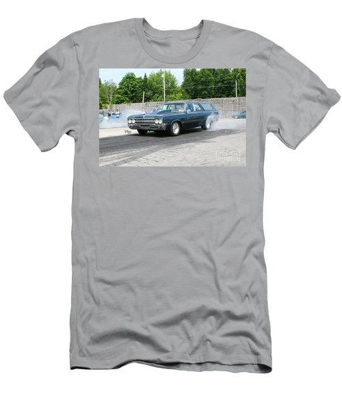 8571 06-15-2015 Esta Safety Park Men's T-Shirt (Athletic Fit)