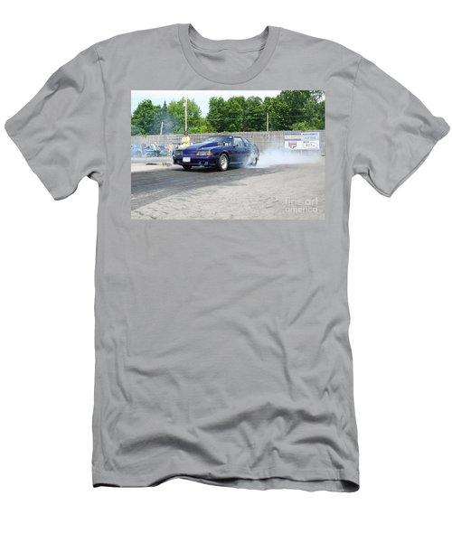 8580 06-15-2015 Esta Safety Park Men's T-Shirt (Athletic Fit)